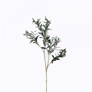 China Faux Olive Branches With Fruit, 105CM on sale