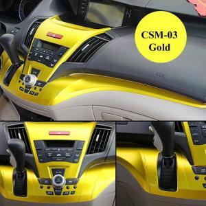 China Automobiles & Motorcycles Wrap Stickers Metallic Matte Chrome Vinyl on sale