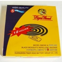China Tiger Head brand mosquito coil on sale