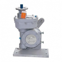 China YZ-JZ Gearbox with mounting base and lever arm on sale