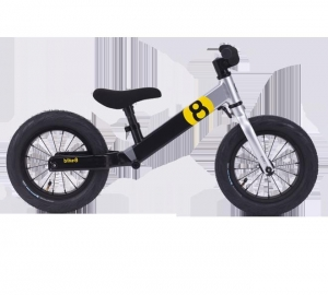 China Black and Silver bike on sale