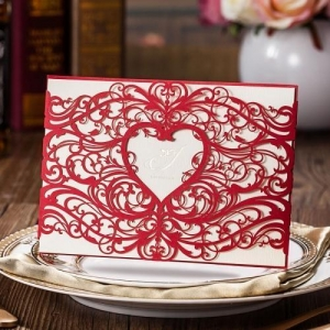 China Wedding Invitations Item Code: IbuyRE-812 on sale