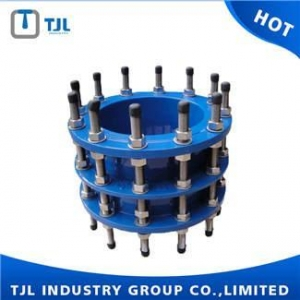 China C2F Double Flange Expansion Joint Dismantling Joint on sale