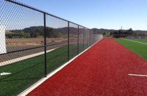 China Chain Link Fence - Most Popular Perimeter Fencing on sale