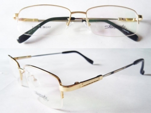 China Spectacle Frames F141 Flexible Memory Eyeglass Frame on sale
