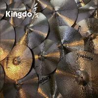 100% Handmade Musical Instrument Drum Set B20 Cymbals