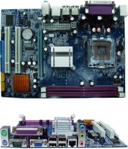 China ZD Intel G41 series ZD-945A zhida Motherboard on sale