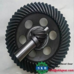 High Precision Customized Gear Transmission Shaft Gear Shafts Bevel Gear