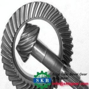 China ground bevel gears on sale