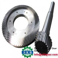 China Pickup truck rear differential pinion gear on sale