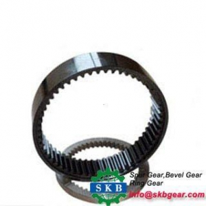 China truck ring gearconcrete mixer internal ring gear on sale