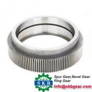China steel flangeball mill pinion gear ring gear spares on sale