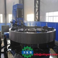 China starter ring gear for rotary kiln on sale
