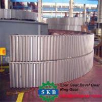 Ring gear For XCMG LW300K LW00K ZL0G Wheel loader parts