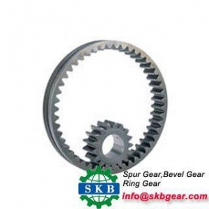China Generator Spare Parts Ring Gear Shaft on sale