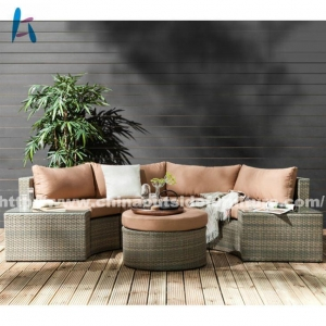 China Outdoor Sofa Outdoor Seating Sale on sale