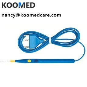 China Medical Consumbles KH-ESU Hand Control Disposable Electrosurgical Pencil on sale