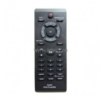 PHP3 DVD PLAYER / AD-PH64 Use for PHILIPS DVD/TV remote control Item NO: RC02625