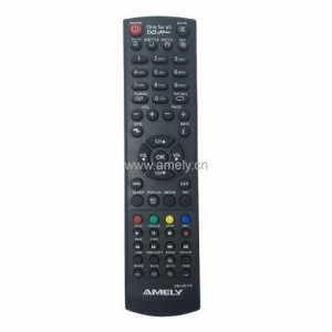 China AD-UD175 Universal DVB remote control One for all Africa Item NO: RC03756 on sale