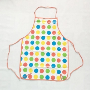 China Childrens Plastic Aprons on sale