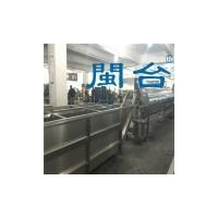 The egg sheller series Automatic quail egg boiling and shelling production line