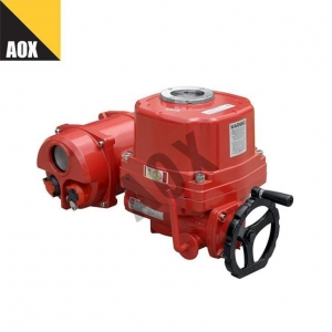 China Local Control Quarter Turn Electric Actuator on sale