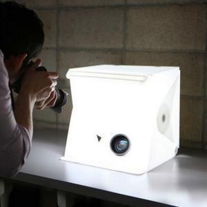 China Mini Photography Studio Portable Photo Studio Light Box on sale