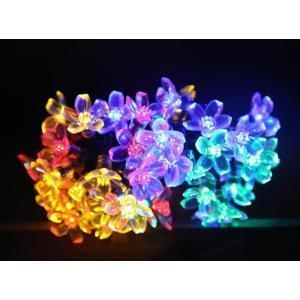 China Solar Powered LED Lights String on sale