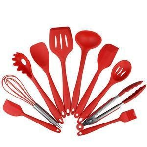 China Silicone Kitchen Cooking Utensils on sale