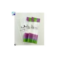 China Custom Frozen ice cream wrapper popsicle packaging bag on sale