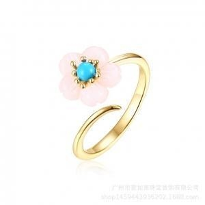 China Silver White Gold Ring Jewelry 925 Sterling Silver Rings on sale