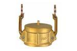 Brass Camlock Coupling-Type DC
