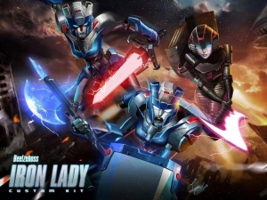 China BEELZEBOSS - IRON LADY - ADD-ONS FOR GENERATIONS ARCEE & CHROMIA supplier