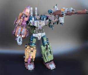 Quality 3rd Wave JinBao Robot Oversized Bruticus WITHOUT Box for sale