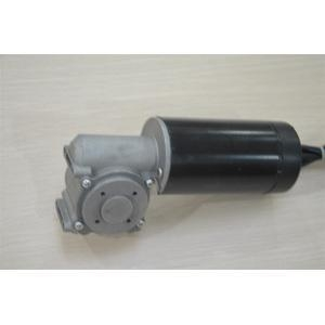 China Worm drive motor for elevator door on sale