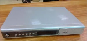 China sim card set top box for dvb-c hd /sd mpeg2 mpeg4 h 265 cable catv on sale