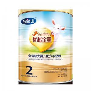 China Goat Milk Powder Gold Infant Formula on sale