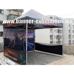 China Pop Up Booth Plan Case 7 - 3x3M (10X10' Digital Printing) on sale