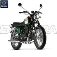MASH FIVE HUNDRED 400cc Irish green Body Kit Engine Parts Original Spare Parts