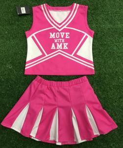 China Sportswear uniform Cheerleading Uniforms on sale