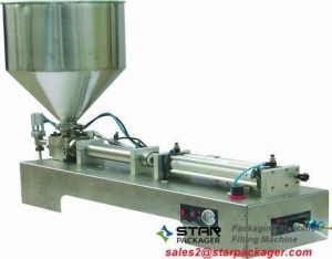 China iced coffee packing machine on sale