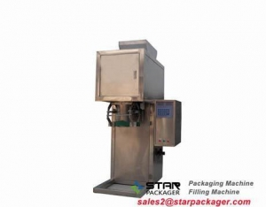 China automatic coffee vacuum packaging machine on sale