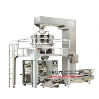 high accuracy oatmeal flour instant coffee packing machine