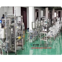 304 stainless steel automate drip coffee packaging machine