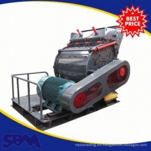 China Hammer Mill Diesel engine hammer mill crusher for limestone crushing on sale