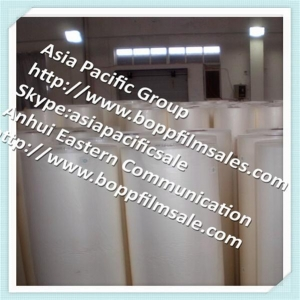 China PET thermal lamination film on sale