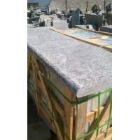 China Limestone limestone step on sale