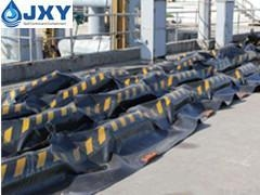 China Solid Float Rubber Boom-JXYWGJ600 on sale