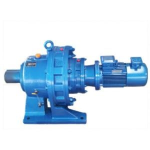 China BWE Series Two Stage Drive Reducer Cyclo Speed Reducer Series Flange Mounted Gear Box on sale