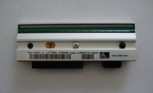 China Original Zebra label printer head on sale